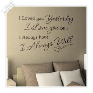 will always love you quote