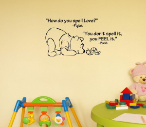 Winnie The Pooh Quotes And Sayings Love