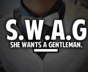 Do people know what the meaning is for SWAG?
