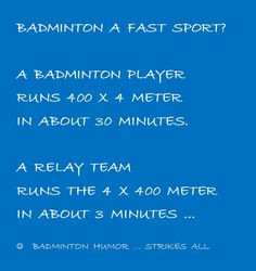 badminton fast sport more fast sports badminton posters private quotes ...