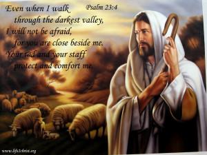 Jesus shepherd