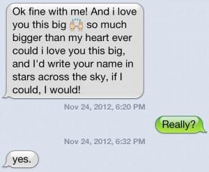 My future boyfriend better do this!