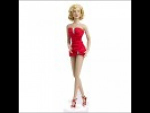 Marilyn Monroe as Pola Debevoise Tonner Doll
