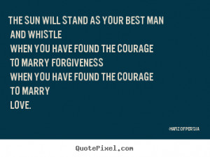 Love Your Man Quotes