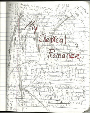 my chemical romance quotes by nerdychicklol14 my chemical romance ...