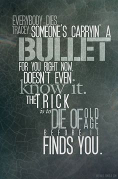 Serenity - The trick is to die of old age before it finds you. Now ...