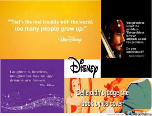 Some Wise Disney Quotes