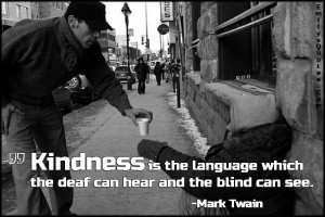 ... deaf, hear, blind, see, inspirational, positive, being a good person