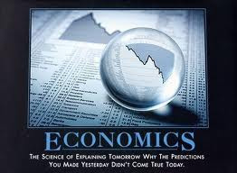 An economist is a surgeon with an excellent scalpel and a rough-edged ...