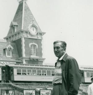 Walt Disney – The Dream of Disneyland