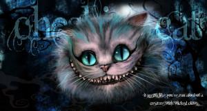 Cheshire Cat Tim Burton Quotes Cheshire cat by doormouse1960