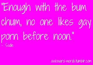 Awkward Quotes - awkward quotes - Awkward Fan Art (33964893) - Fanpop