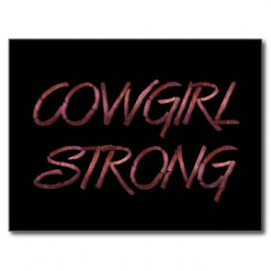 Cowgirl Sayings Cards & More