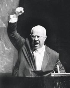 Khrushchev Propaganda Quotes. QuotesGram