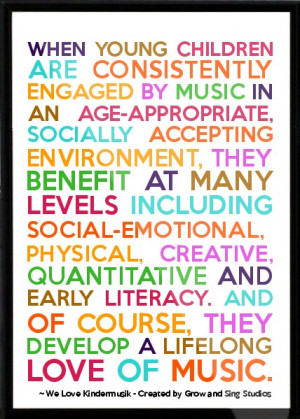 ... Physical, Creative, Quantitative and Early Literacy. And of course