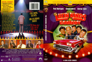 latin kings of comedy dvd cover