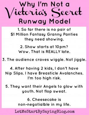 Victoria Secret Model Quotes