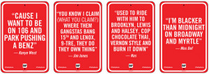 To see all the street signs in check out Animal New York for a full ...