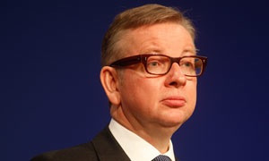 Michael Gove said MPs could either back academies and free schools or ...