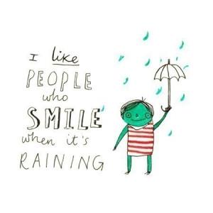 Rainy Day Roundup
