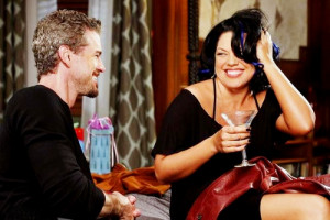 Mark Sloan & Callie Torres