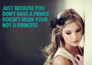 Quote Princess Prince