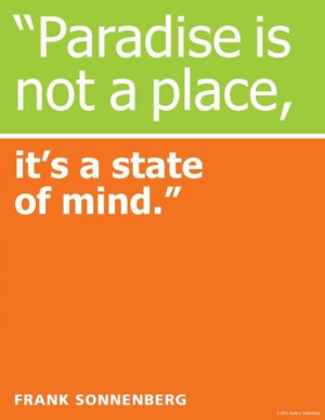 Beautiful paradise quotes & sayings