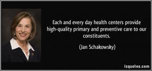 More Jan Schakowsky Quotes