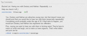 gettin' sassy with people on youtube since 2012