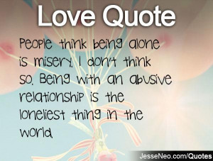 inspirational quotes about abusive relationships