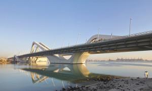 Volver a Puente Sheikh Zayed / Zaha Hadid Architects