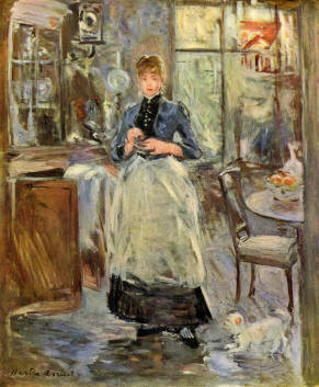 Berthe Morisot Art Quotations