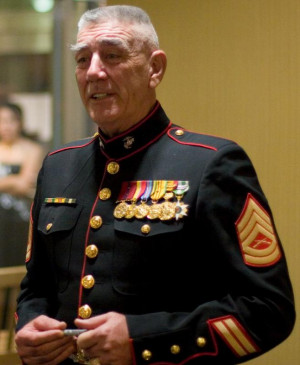 Canular : Mort Gun. Sgt. Hartman