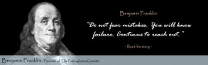 BLOG - Funny Quotes Ben Franklin