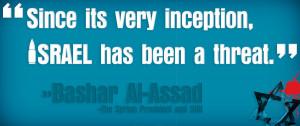 Bashar al-Assad Quotes -2 by medothelost