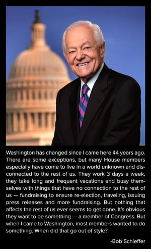 Bob Schieffer motivational inspirational love life quotes sayings ...