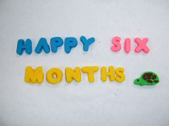 Happy 6-month anniversary, Miles. :) Thanks for calling.