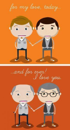 Back > Quotes For > Cute Gay Love Quotes For Him