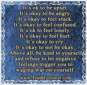It's okay Quotes