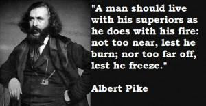 Albert Pike's quote #1