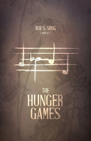 Hunger Games / Rues Whistle Calling