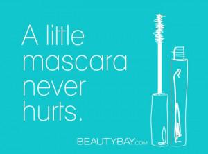 Mascara   Quote   #EssentialBeauty   BeautyBay.com