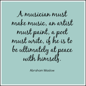 Hope You Have A Blessed Day Quotes Abraham maslow quote