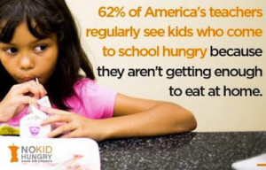 Join us at NoKidHungry.org .