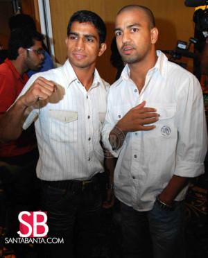 Jeetendra Kumar and Akhil Kumar