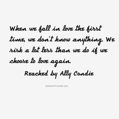 matched ally condie quotes - Xander