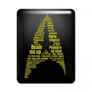 Star Trek IPad Case