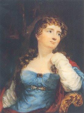拜伦的妻子安娜