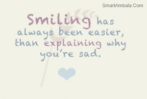 Smiling Has Always