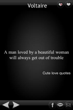 Famous Voltaire Quotes screenshot 1
